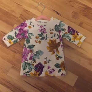 Old Navy Floral Dress - Baby Girl 3-6 Mo. 🌸🌼🌺